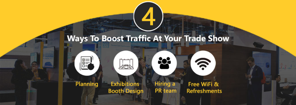 Ways To Boost Trade Show