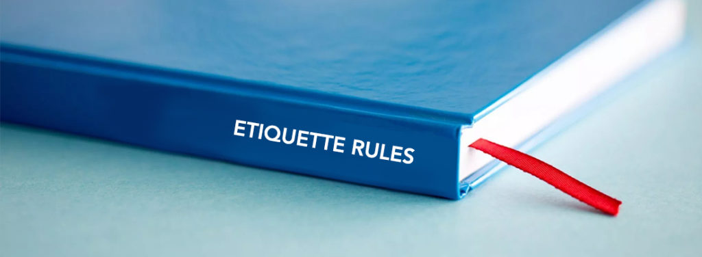 Etiquette Rules For Your Trade Show Staff